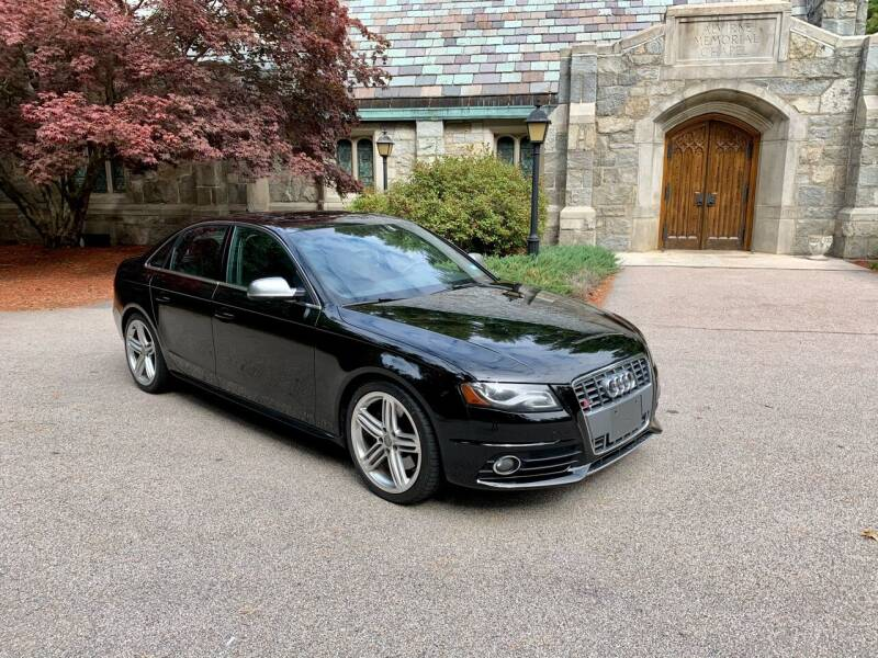 2011 Audi S4 for sale at ds motorsports LLC in Hudson NH