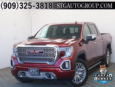 2019 GMC Sierra 1500 for sale at STG Auto Group in Montclair CA