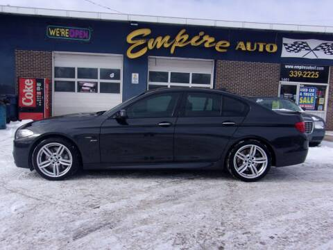 2012 BMW 5 Series for sale at Empire Auto Sales in Sioux Falls SD