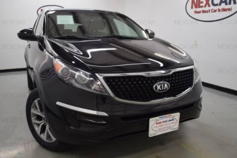 2016 Kia Sportage for sale at Houston Auto Loan Center in Spring TX