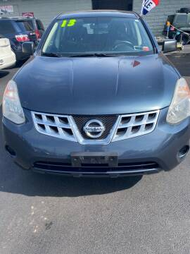 2013 Nissan Rogue for sale at Right Choice Automotive in Rochester NY
