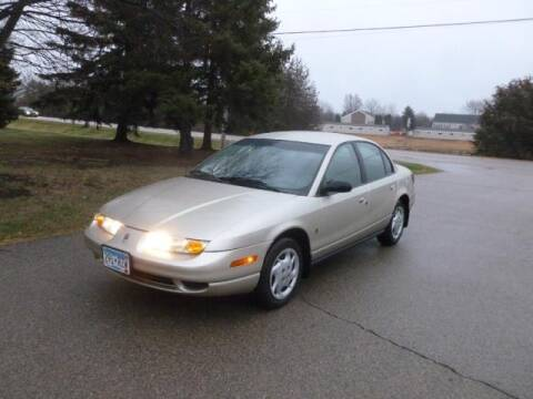 2002 Saturn S-Series for sale at HUDSON AUTO MART LLC in Hudson WI
