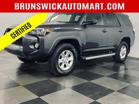 2017 Toyota 4Runner for sale at Brunswick Auto Mart in Brunswick OH