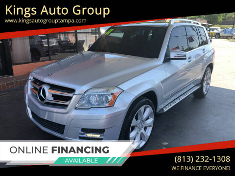 2011 Mercedes-Benz GLK for sale at Kings Auto Group in Tampa FL