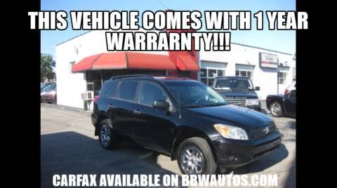 2008 Toyota RAV4 for sale at Best Buy Wheels in Virginia Beach VA
