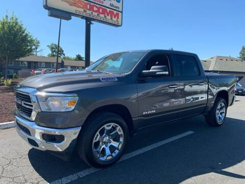 2020 RAM Ram Pickup 1500 for sale at South Commercial Auto Sales in Salem OR