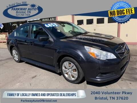2011 Subaru Legacy for sale at PARKWAY AUTO SALES OF BRISTOL in Bristol TN