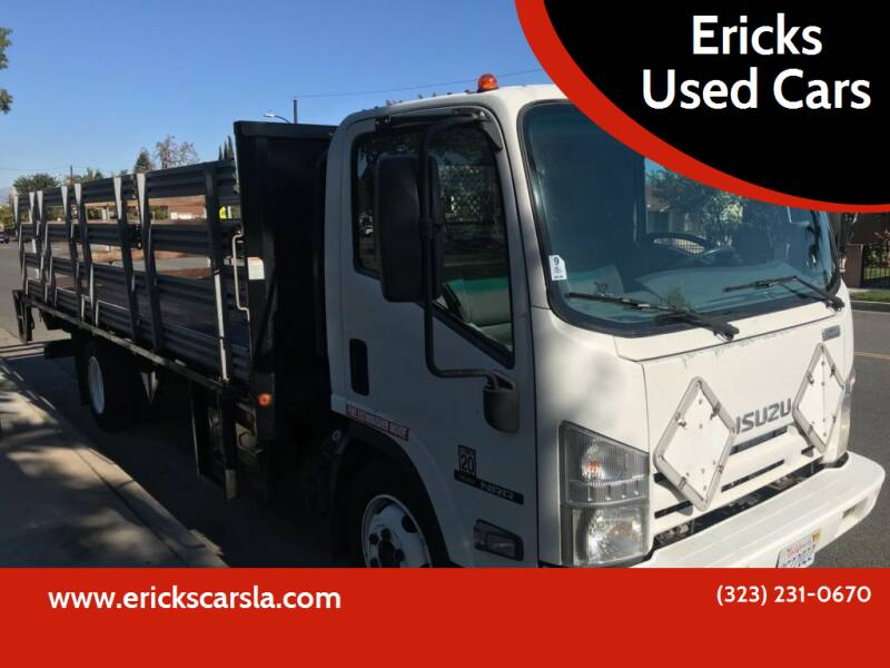 2011 Isuzu NRR for sale at Ericks Used Cars in Los Angeles CA