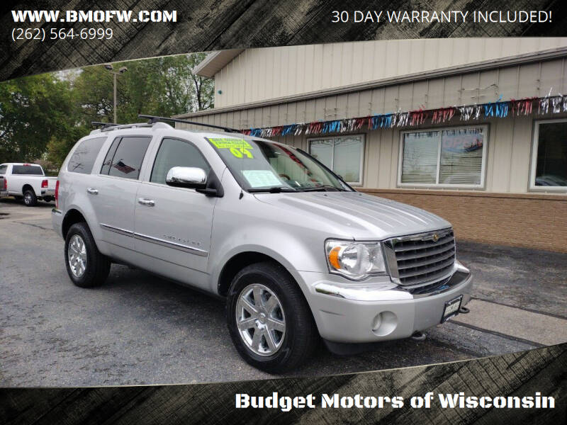 2009 Chrysler Aspen for sale at Budget Motors of Wisconsin in Racine WI