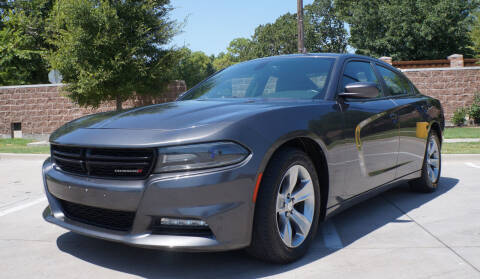 2015 Dodge Charger for sale at International Auto Sales in Garland TX