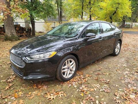 2013 Ford Fusion for sale at CItywide Auto Credit in Oregon OH