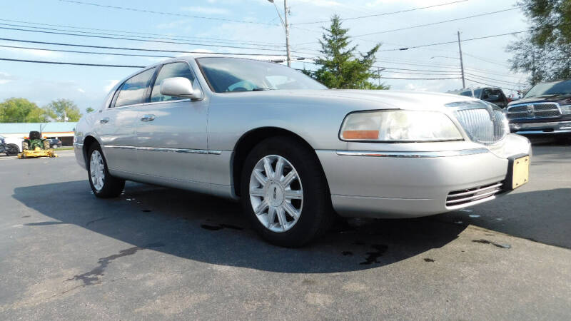 2007 Lincoln Town Car for sale at Action Automotive Service LLC in Hudson NY