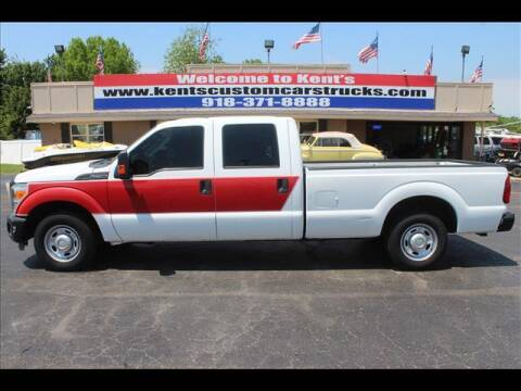 2012 Ford F-250 Super Duty for sale at Kents Custom Cars and Trucks in Collinsville OK