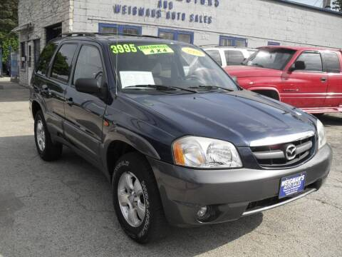 2003 Mazda Tribute for sale at Weigman's Auto Sales in Milwaukee WI