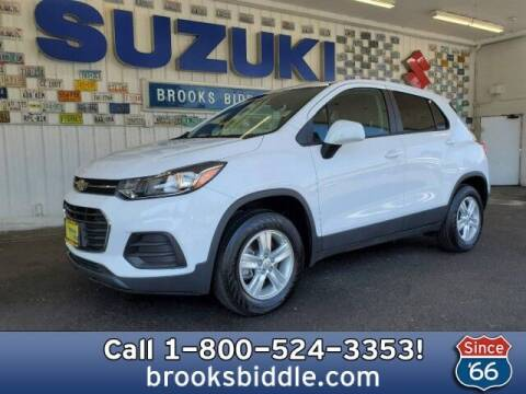 2018 Chevrolet Trax for sale at BROOKS BIDDLE AUTOMOTIVE in Bothell WA