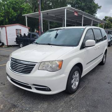 2013 Chrysler Town and Country for sale at America Auto Wholesale Inc in Miami FL