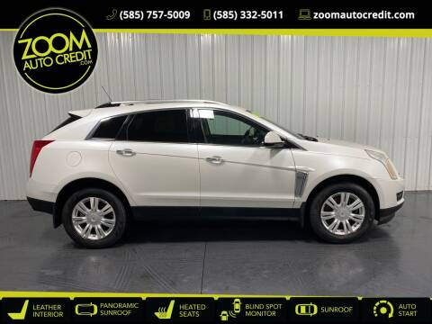 2015 Cadillac SRX for sale at ZoomAutoCredit.com in Elba NY