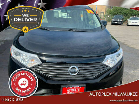 2014 Nissan Quest for sale at Autoplex in Milwaukee WI