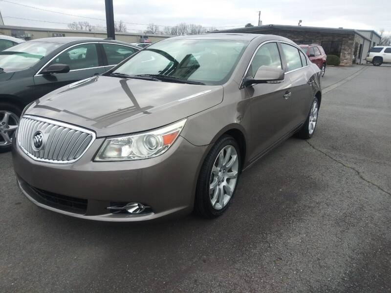 2012 Buick LaCrosse for sale at Auto Credit Xpress - Sherwood in Sherwood AR