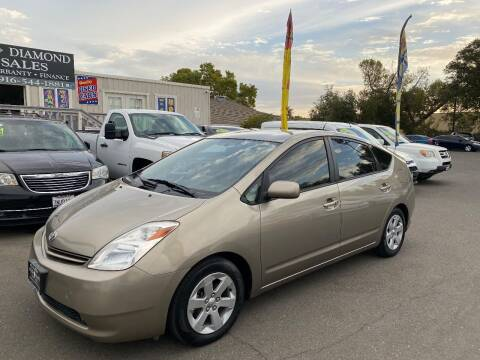 2005 Toyota Prius for sale at Black Diamond Auto Sales Inc. in Rancho Cordova CA