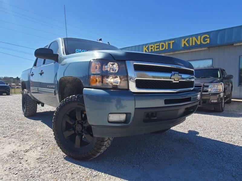 2011 Chevrolet Silverado 1500 for sale at Kredit King Autos in Montgomery AL