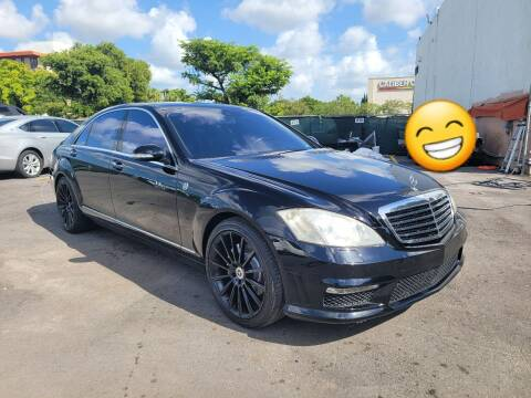 2008 Mercedes-Benz S-Class for sale at All Around Automotive Inc in Hollywood FL