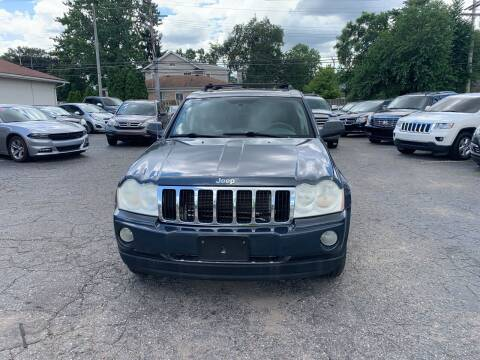 2006 Jeep Grand Cherokee for sale at All Starz Auto Center Inc in Redford MI