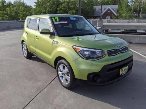 2017 Kia Soul for sale at QC Motors in Fayetteville AR