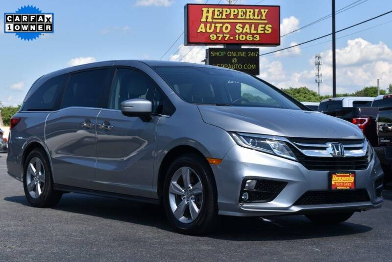 2019 Honda Odyssey for sale in Maryville, TN