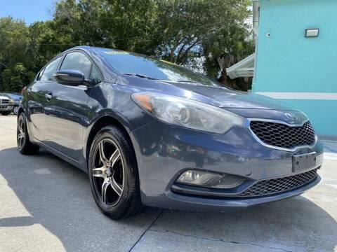 2014 Kia Forte for sale at Palm Bay Motors in Palm Bay FL