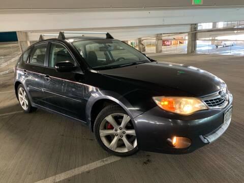2008 Subaru Impreza for sale at CarDen in Denver CO