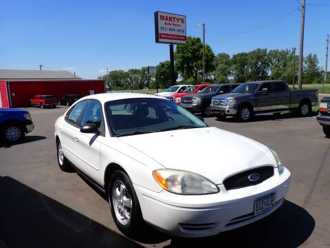 2007 Ford Taurus for sale at Marty's Auto Sales in Savage MN