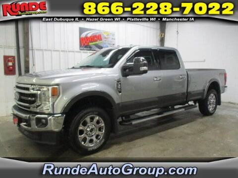 2020 Ford F-350 Super Duty for sale at Runde PreDriven in Hazel Green WI