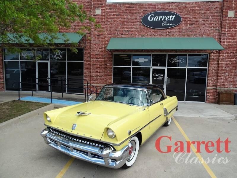 1955 Mercury Monterey for sale at Garrett Classics in Lewisville TX