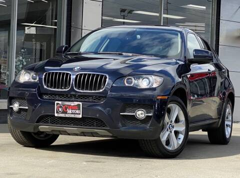 2012 BMW X6 for sale at Carmel Motors in Indianapolis IN