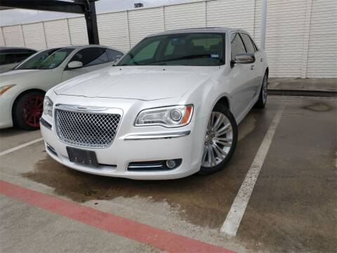 2013 Chrysler 300 for sale at Excellence Auto Direct in Euless TX