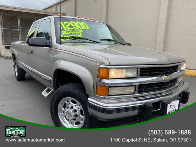 2000 Chevrolet C/K 2500 Series for sale at Salem Auto Market in Salem OR