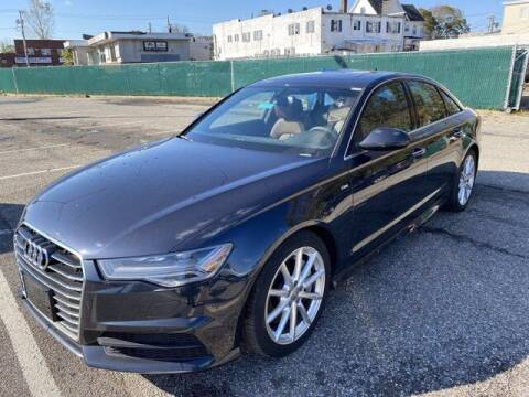 2017 Audi A6 for sale at NYC Motorcars in Freeport NY