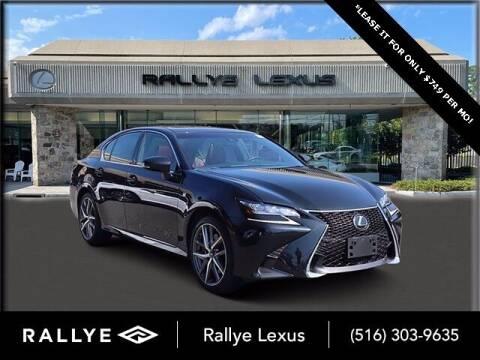 2020 Lexus GS 350 for sale at RALLYE LEXUS in Glen Cove NY