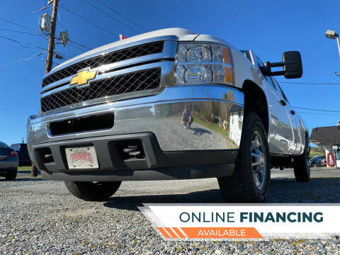 2013 Chevrolet Silverado 2500HD for sale at Prime One Inc in Walkertown NC