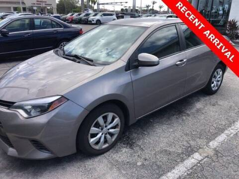 2016 Toyota Corolla for sale at JumboAutoGroup.com in Hollywood FL