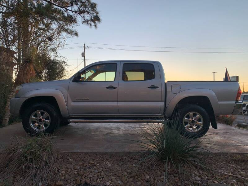 2006 Toyota Tacoma for sale at Texas Truck Sales in Dickinson TX