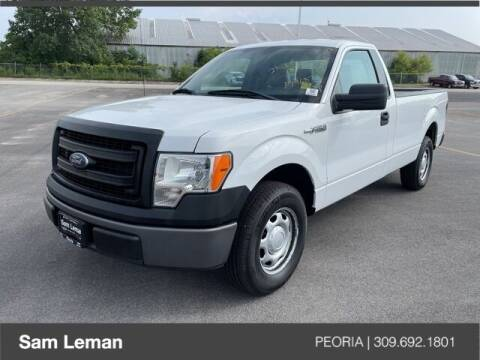 2013 Ford F-150 for sale at Sam Leman Chrysler Jeep Dodge of Peoria in Peoria IL