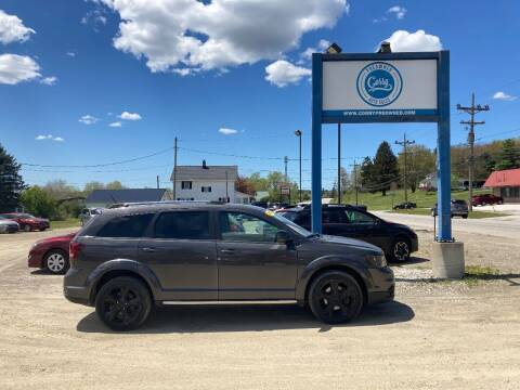 2016 Dodge Journey for sale at Corry Pre Owned Auto Sales in Corry PA