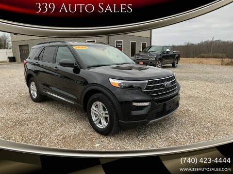 2020 Ford Explorer for sale at 339 Auto Sales in Belpre OH