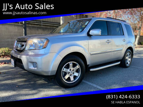 2011 Honda Pilot for sale at JJ's Auto Sales in Salinas CA