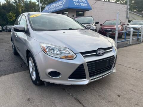 2013 Ford Focus for sale at Great Lakes Auto House in Midlothian IL