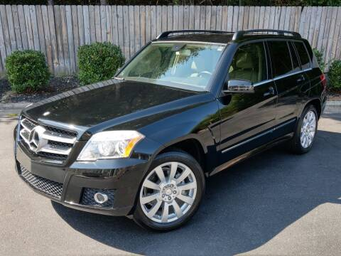 2012 Mercedes-Benz GLK for sale at Mich's Foreign Cars in Hickory NC