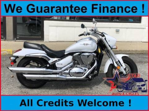 2015 Suzuki Boulevard  for sale at All Star Auto  Cycle in Marlborough MA
