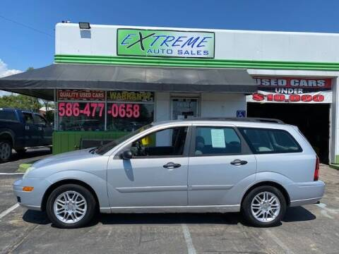 2005 Ford Focus for sale at Extreme Auto Sales in Clinton Township MI